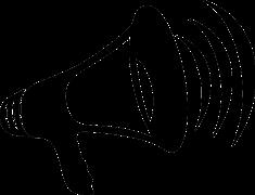 dessin-megaphone